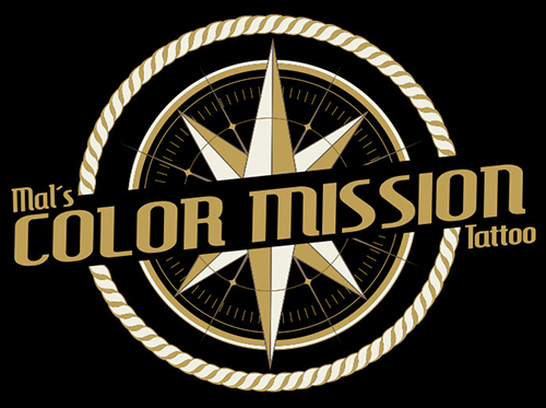 Color Mission Tattoo by Maleike - Tätowiererin - Steyr